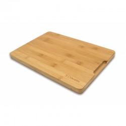 TABLA CORTE BAMBÚ 33X23X2 CM