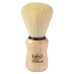 Brocha Omega S-brush madera