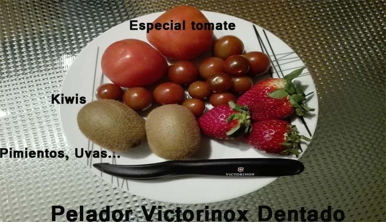 Pelador Tomates Victorinox